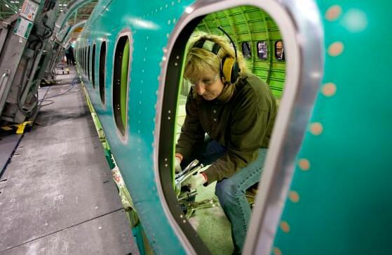 波音737 Max供应商Spirit Aerosystems将裁员2800人