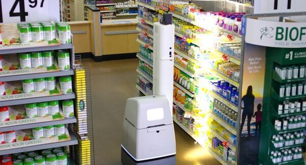 波音公司新任首席执行官接任 沃尔玛为商店增加了更多机器人