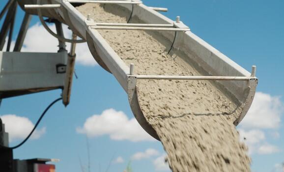 为什么今天混凝土泵送股份的份额下降
