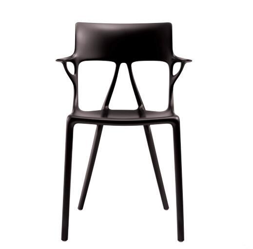 Kartell的AI是人工智能创造的第一把椅子