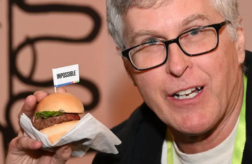 素食汉堡背后的创业公司Impossible Foods的首席执行官分享了他希望在20岁时知道的最大建议