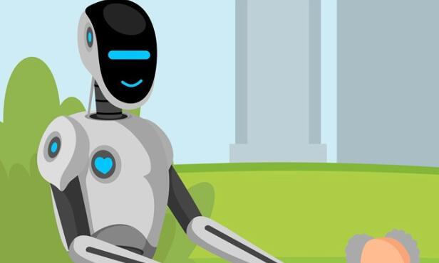 护理机器人通过改进控制方法变得更加人性化