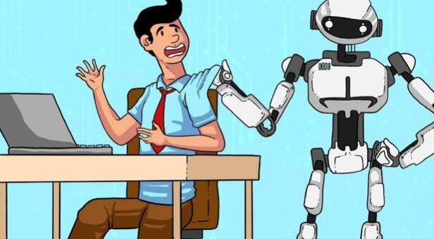 准备好 7这个机器人将抓住人类的工作