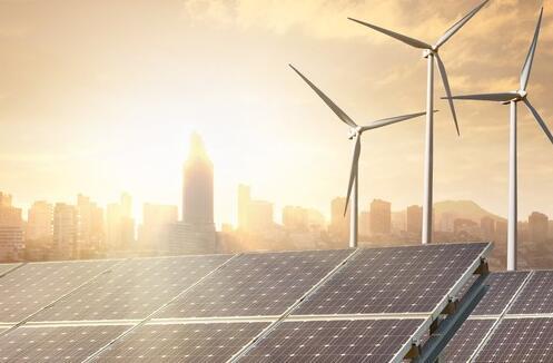 布鲁克菲尔德提议大型可再生能源合并
