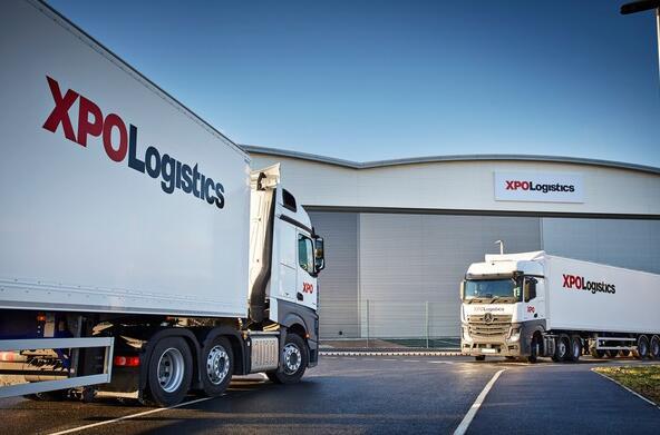 为什么XPO Logistics的股票今天飙升