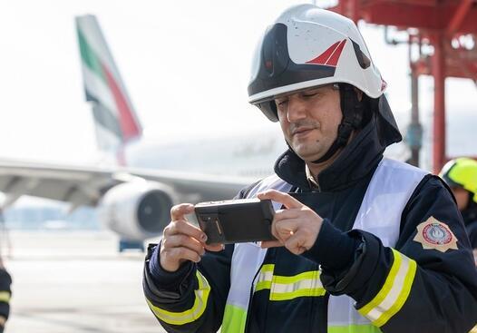 2020年Intersec 人工智能将成为空中客车的重点