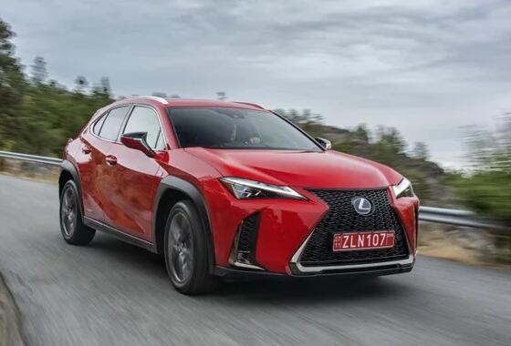 丰田的雷克萨斯品牌在全球激增
