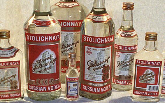 标志性的Stolichnaya伏特加品牌背后的故事是什么