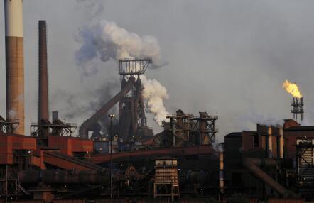由于钢铁需求减弱 安赛乐米塔尔亏损46.7亿兰特