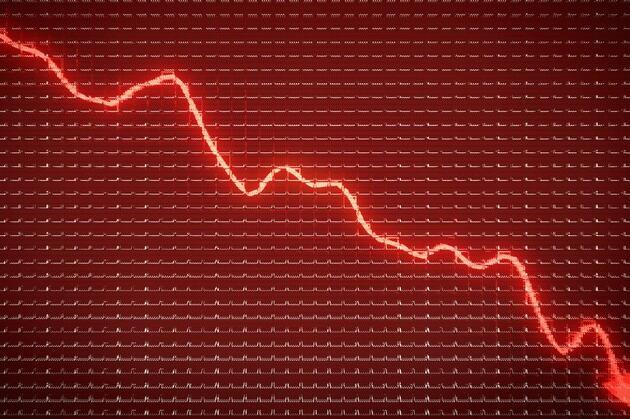 为什么Intelsat股票今天下跌10%