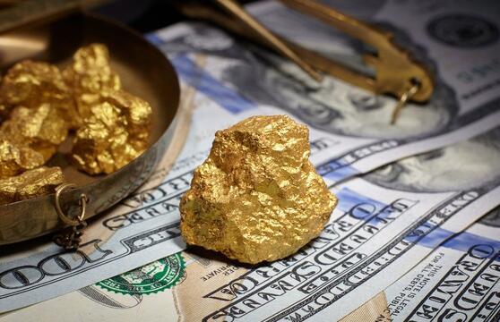 为什么今天和谐黄金库存飙升