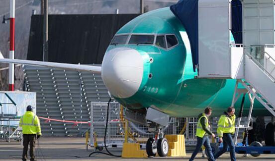 波音提交初步计划以解决737 Max的布线问题