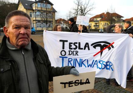 特斯拉的柏林工厂计划被德国法院搁置