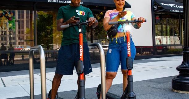 当汽车巨头收购踏板车创业公司时会发生什么