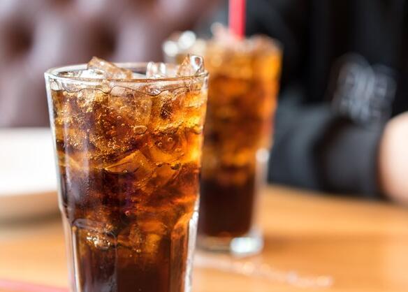 百事可乐打破2015年以来最好的一年