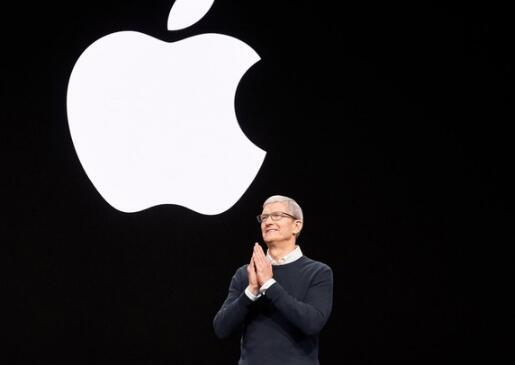 为什么苹果股票周一下跌