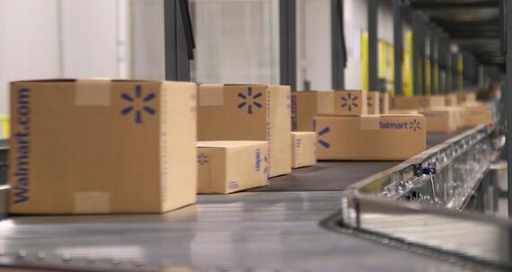 2个地区沃尔玛的500亿美元电子商务业务正在收购亚马逊