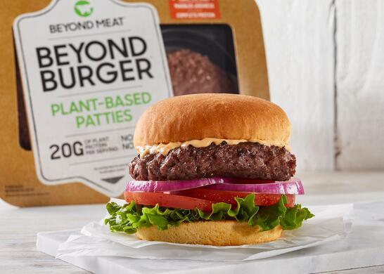 超越肉类可以成为替代肉类制造商的特斯拉吗