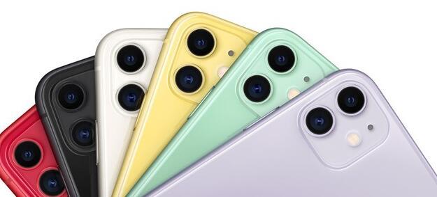 苹果和三星在2019年最畅销的10款智能手机中有9台