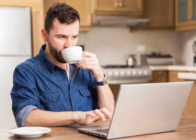 现在可能是让您的员工在家工作的真正好时机
