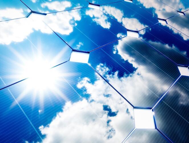 太阳能电池板阵列电源控制系统制造商在2月份发布了出色的第四季度业绩