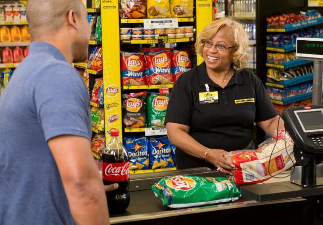 竞争激烈的折扣连锁店正在努力维持增长