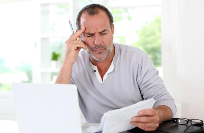 一半的工人没有为这笔庞大的退休费用做账