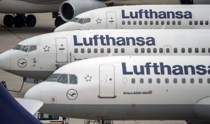 汉莎航空考虑采取措施缓解局势的巨大影响