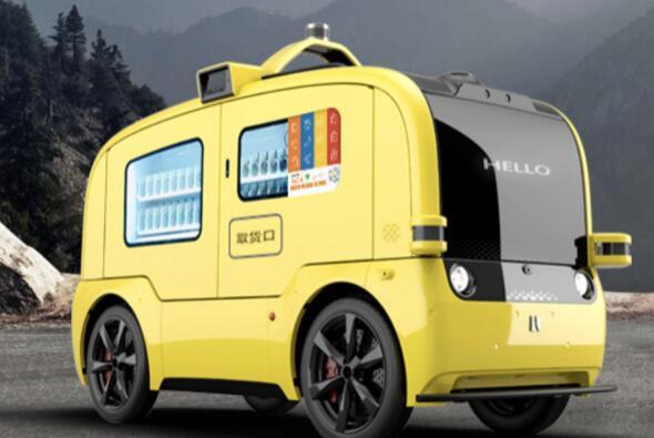 无人驾驶面包车初创公司在爆发期间看到需求激增