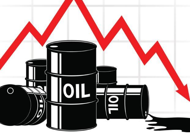 自1991年以来最差年份的油价下跌了24%