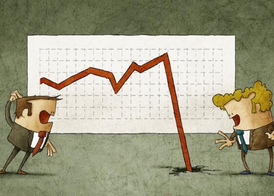 今天在家工作的股票崩溃