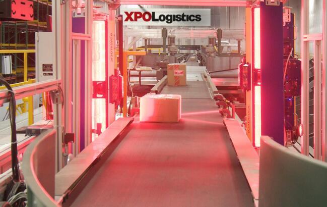 XPO Logistics的股票今天上涨