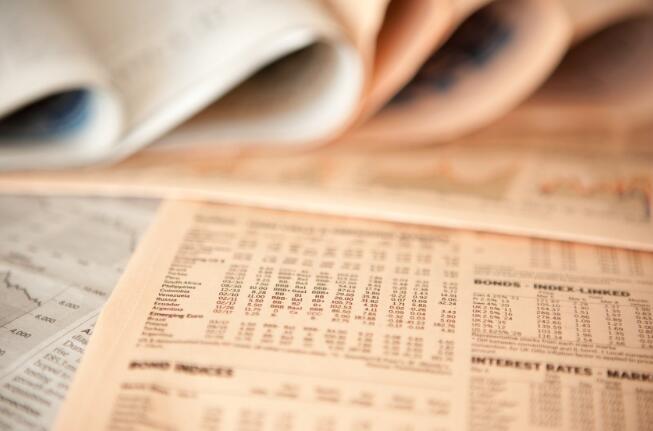 这5支科技股今天都下跌了两位数