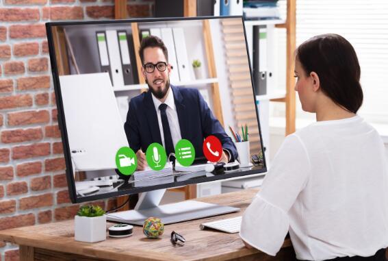 思科看到其Webex视频会议平台的巨大需求因为许多公司都有员工在家工作