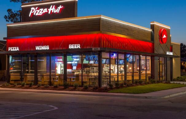 公司表示随着披萨外卖销售变得美味这些工作是永久性的
