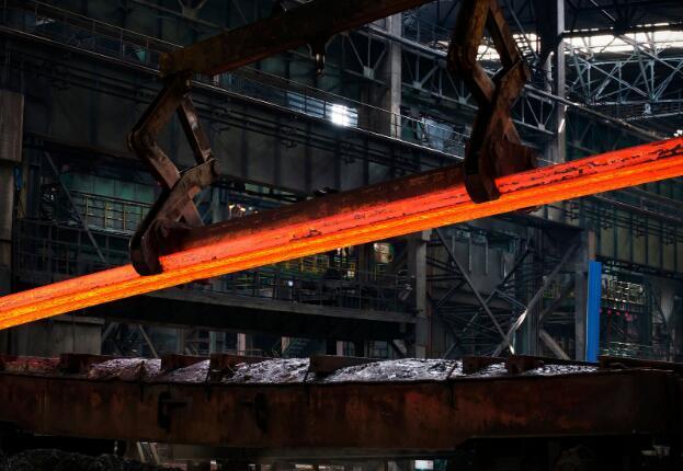 今天钢铁制造商的股票飙升