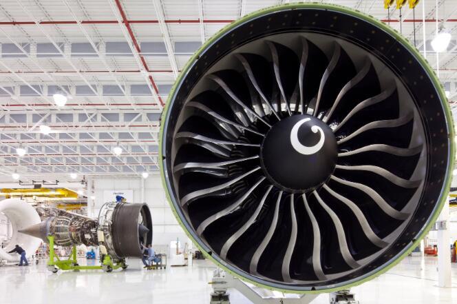 通用电气将解雇50%的飞机发动机工人