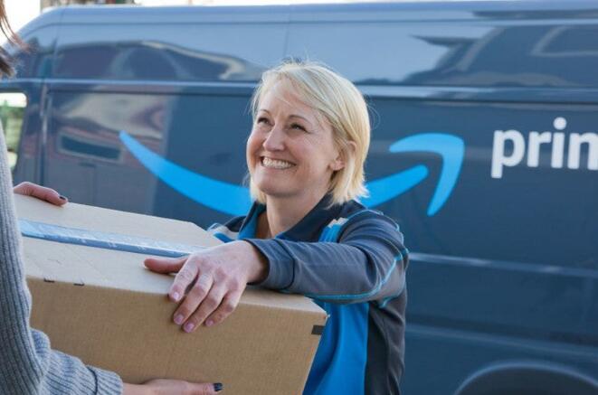 亚马逊发现与FedEx和UPS的竞争比看起来困难得多