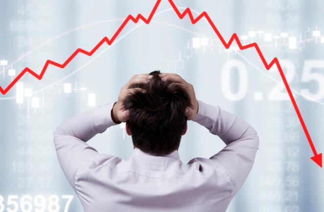 1种有被退市危险的股票