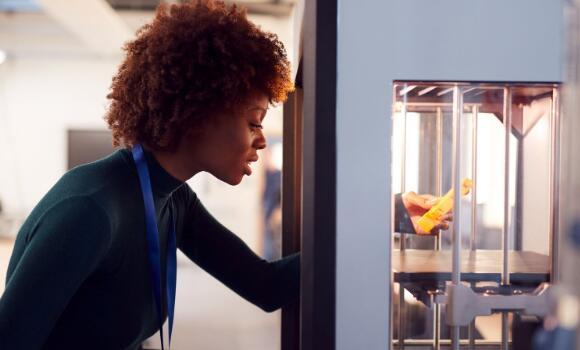 Stratasys利用3D打印能力协助进行测试