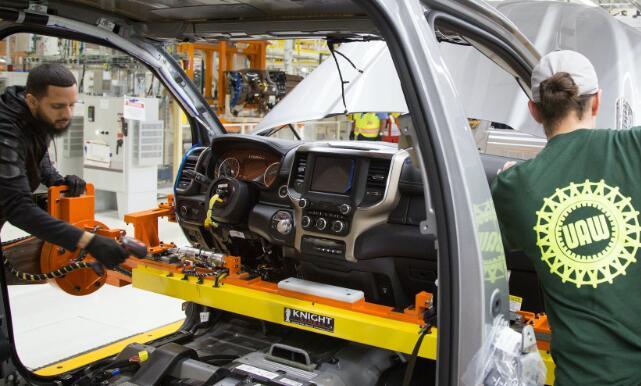 菲亚特克莱斯勒宣布第一季度亏损并预计将于5月18日重新开放大多数美国工厂