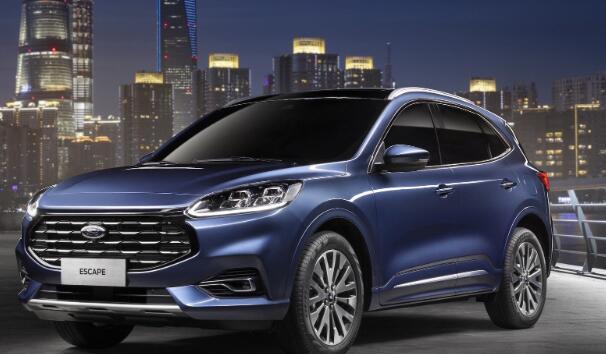 福特汽车在华销量在四月份跃升