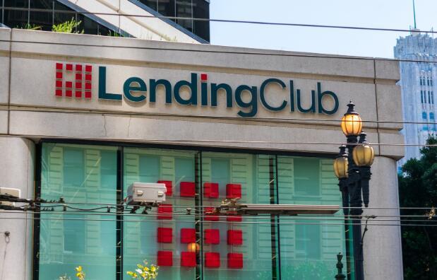 LendingClub的贷款起源在四月份下降了90%