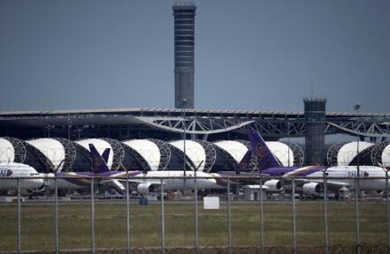 泰国航空公司通过破产法庭进行重组