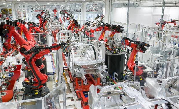 特斯拉获准在加利福尼亚恢复生产