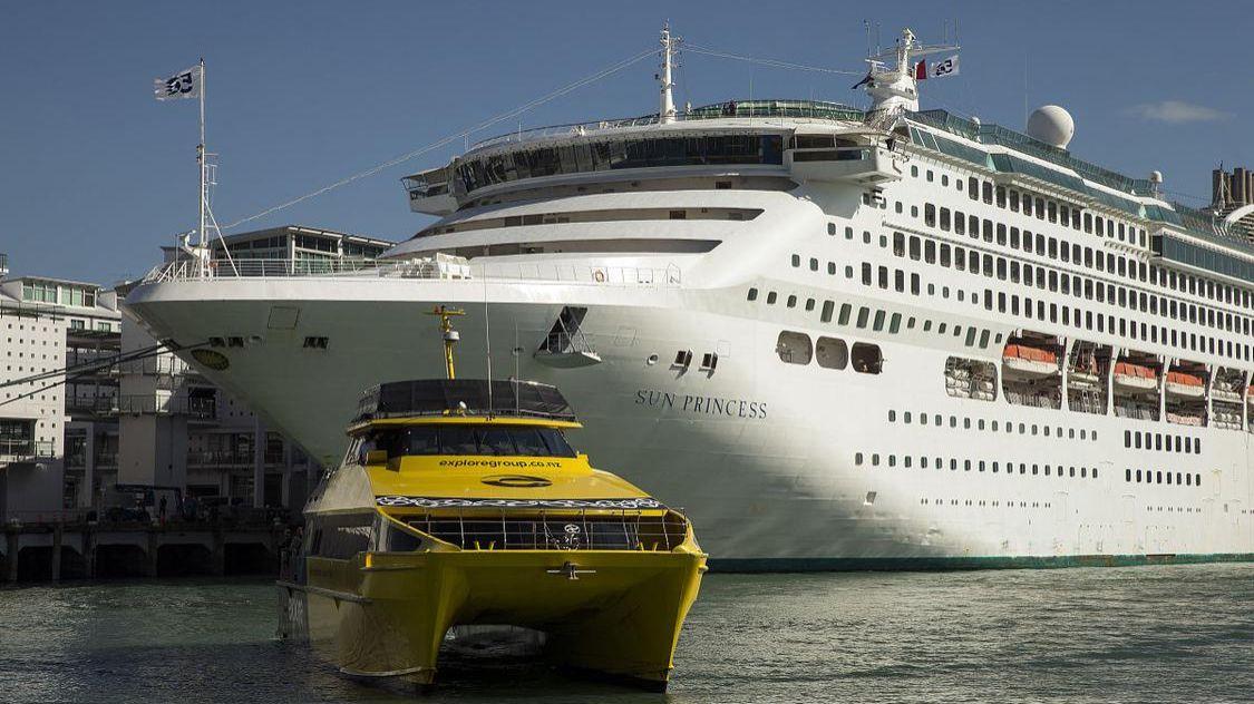 嘉年华与皇家加勒比海和挪威邮轮公司的股票今天下跌