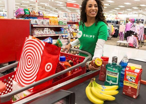 Target的数字销售猛增但当前局势成本的收入却停滞不前