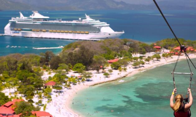 皇家加勒比仍然是拥有的最佳邮轮公司吗