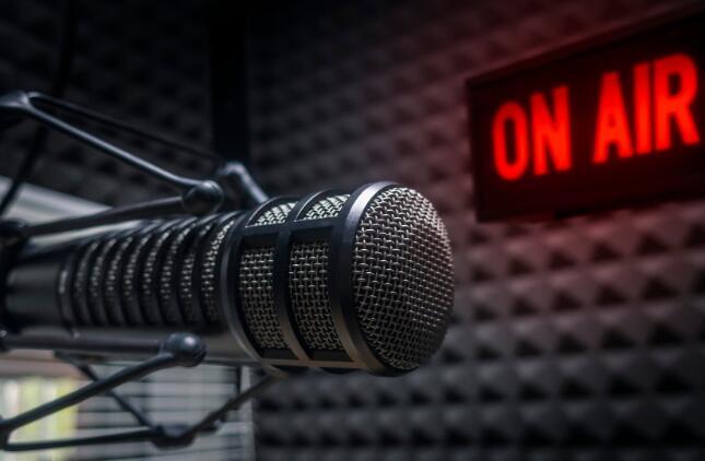 市场对广播电台发出的看涨信号反应强烈