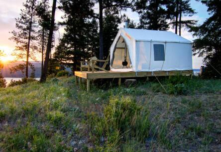 为什么露营会在技术的推动下迅速普及
